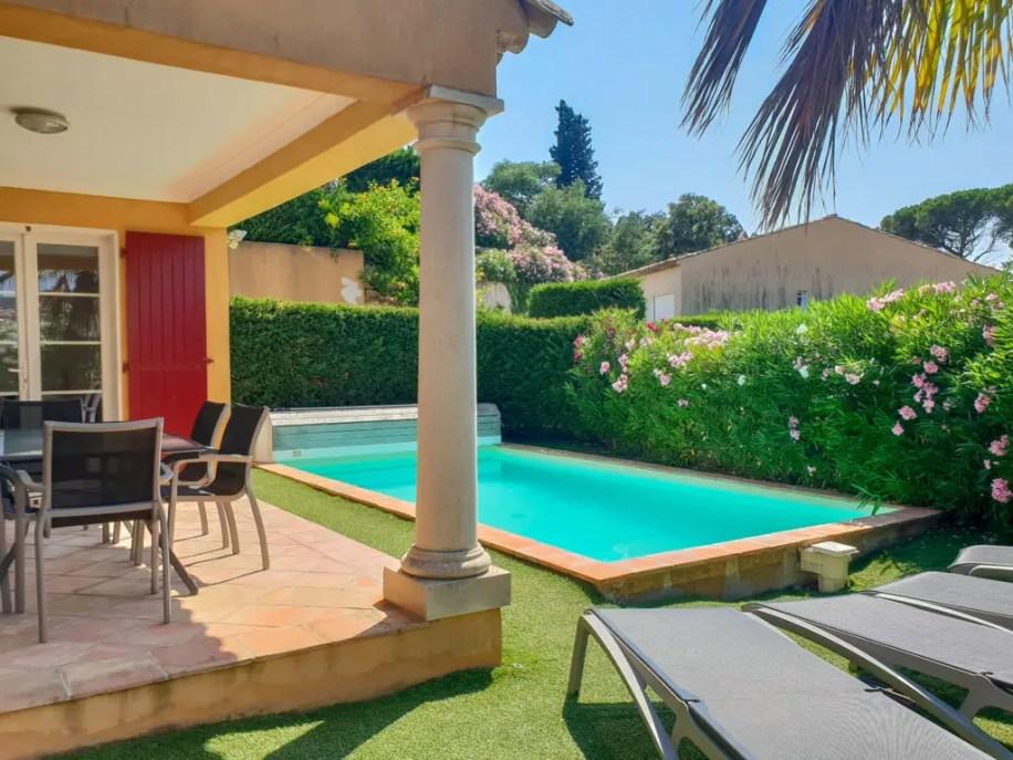 Sainte Maxime Villa, French Riviera