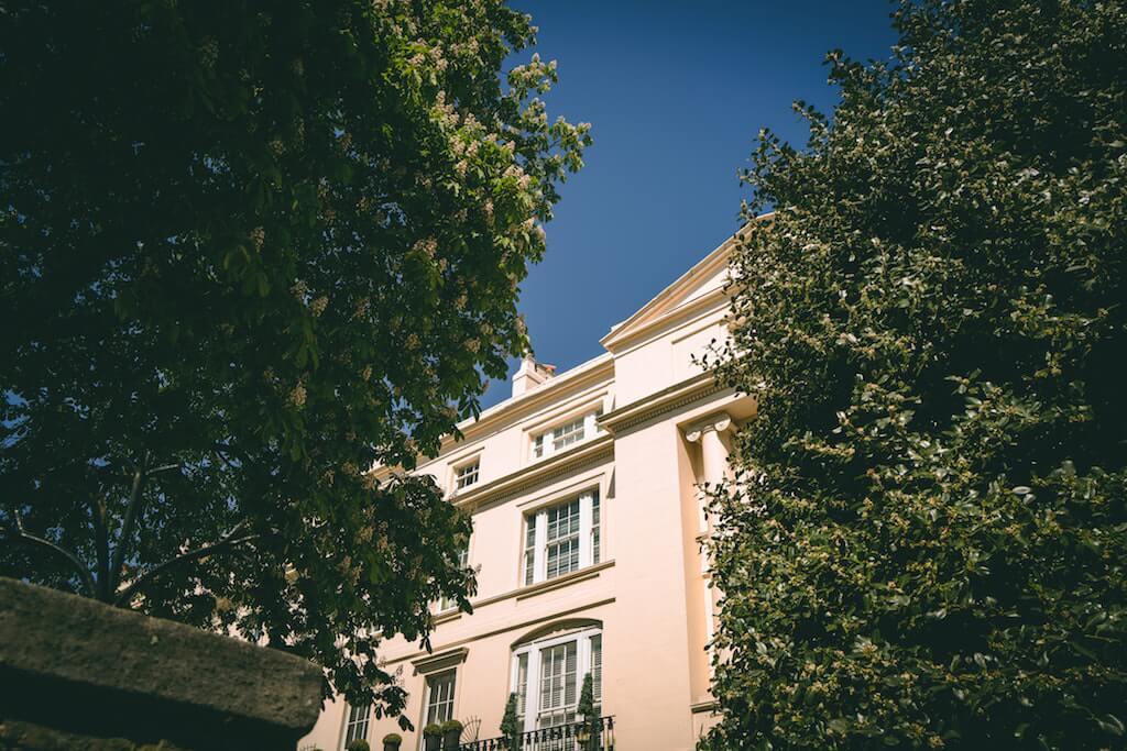 House in Regents Park area London