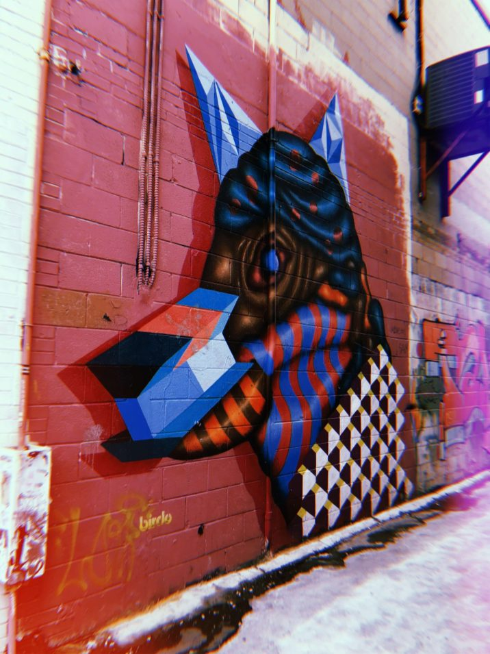 Things to do in Kensington Market Toronto - street art