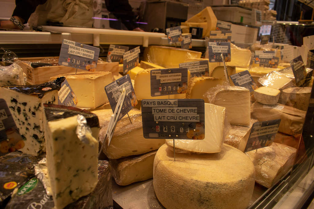 What to eat in Toulouse, cheese