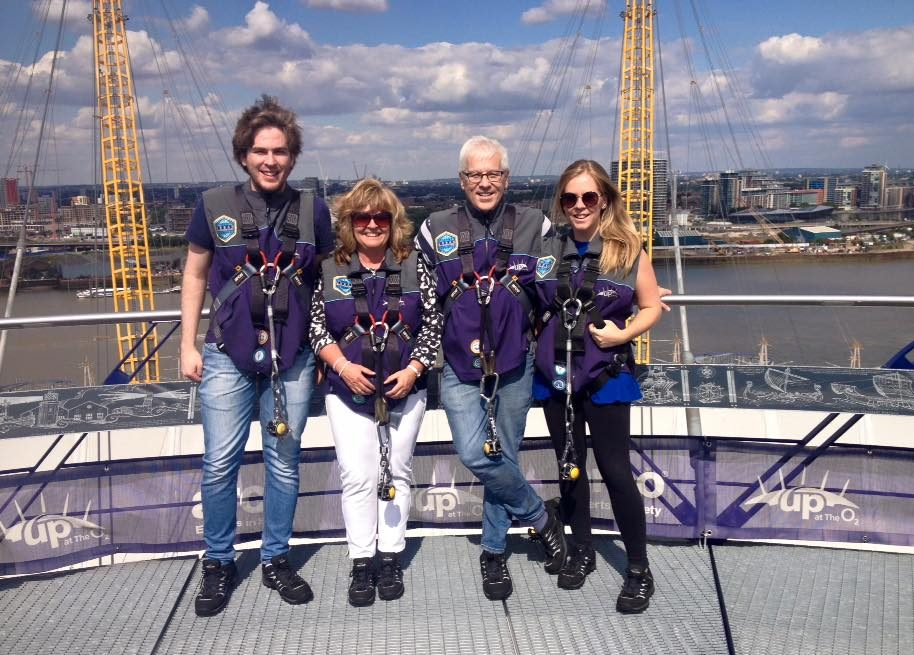 Up at the O2, Unusual things to do in London