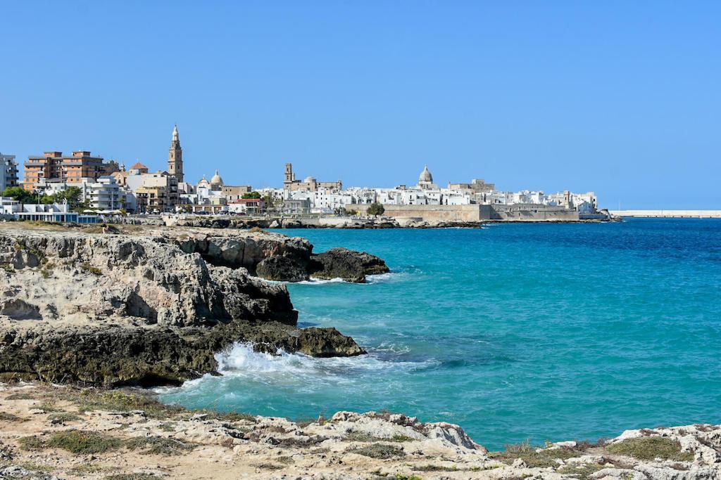 Monopoli Puglia coast