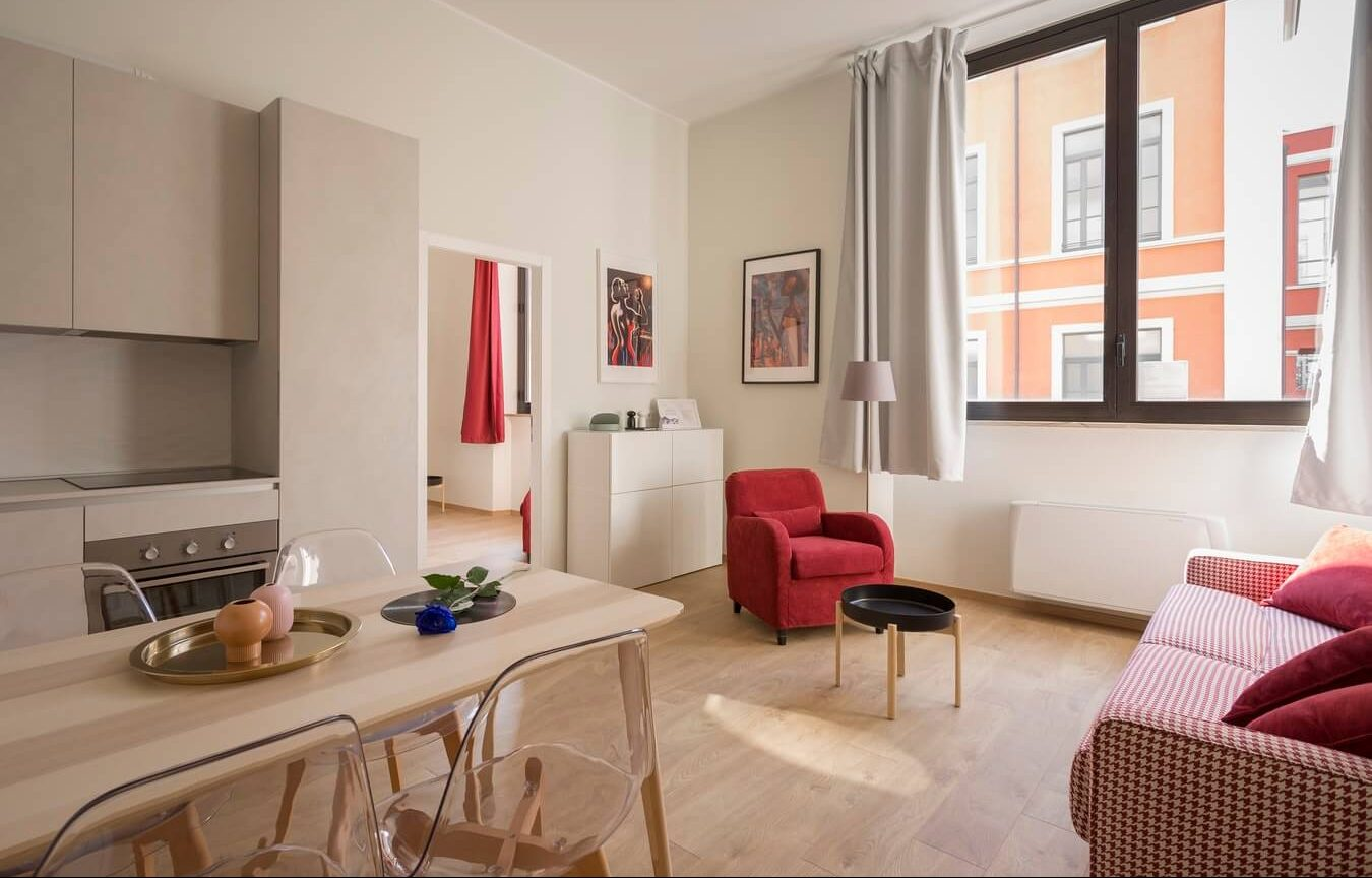 Serviced Apartment in London