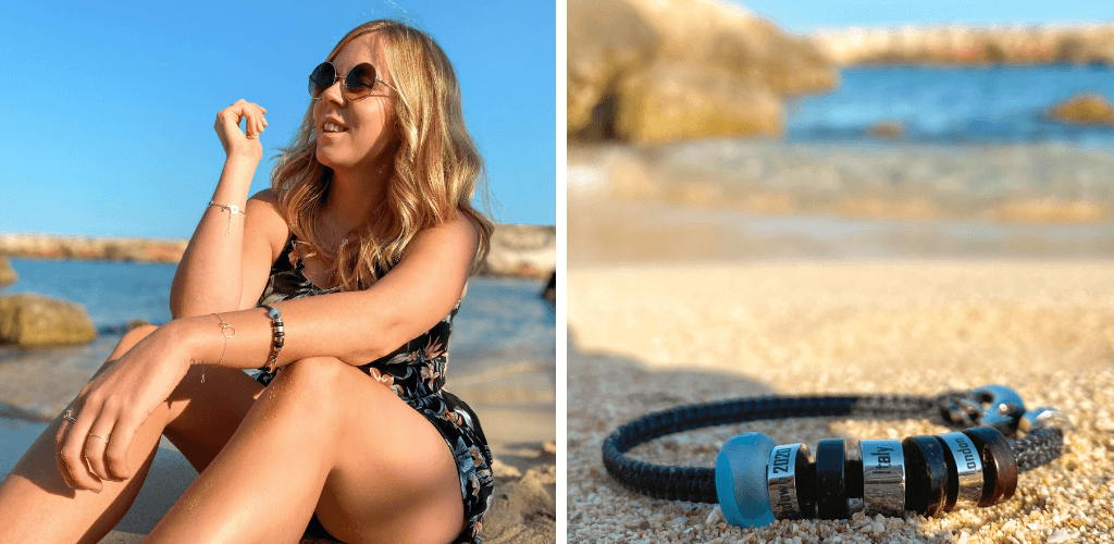 El Camino Bracelet, gifts for travel lovers