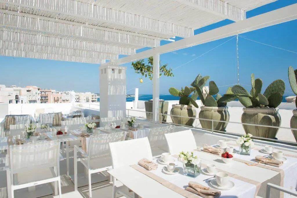 Polignano hotel Puglia