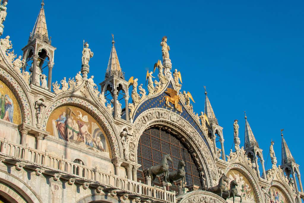 St. Marks Basilica Venice Italy travel tips