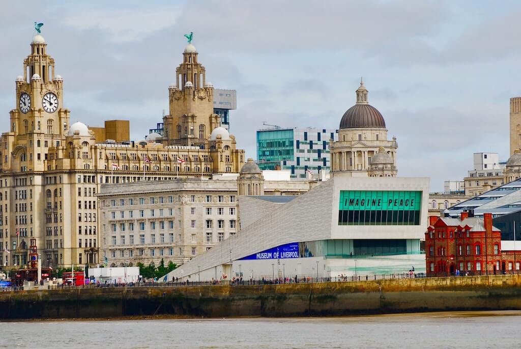 Liverpool, city in UK