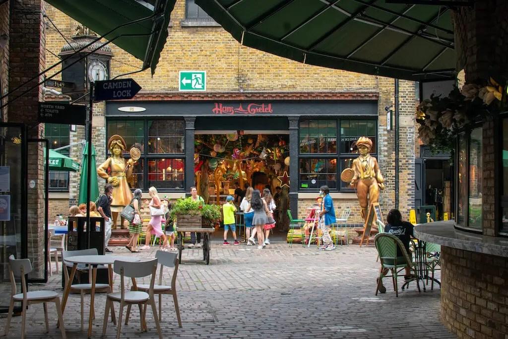 Hansel and Gretel Camden Town