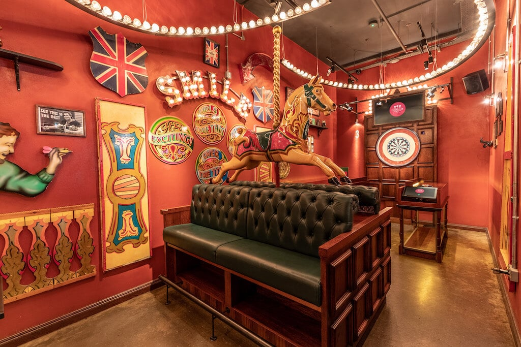 Unique and quirky bars in London