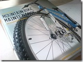Bike repair book illustrated manual