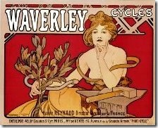 Waverly-Cycles-Print-C10032642