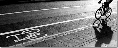 cycling shorts across bridge