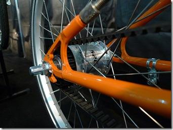 moulton bike chain