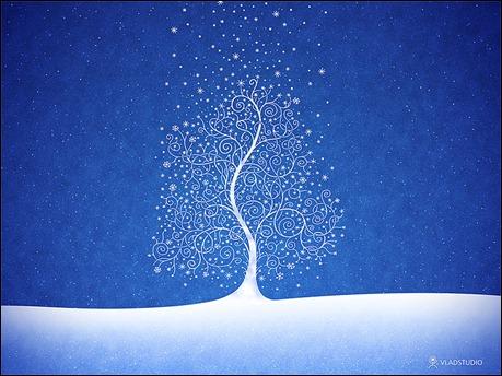 Where Snow Flakes are Born by Vlad Studios