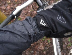 Essential winter cycling gear - waterproof cycling jacket