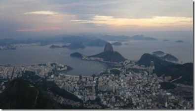 View over Rio
