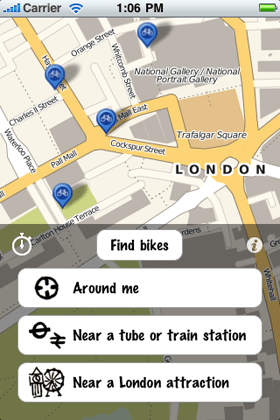 different ways to find bikes