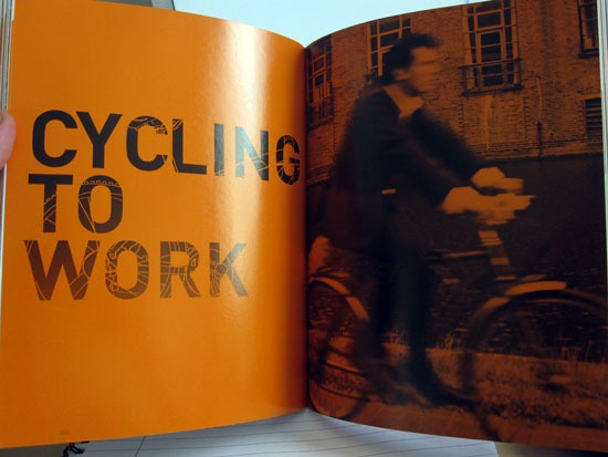 Cycling to work page from Helen Pidd's Bicycle book review