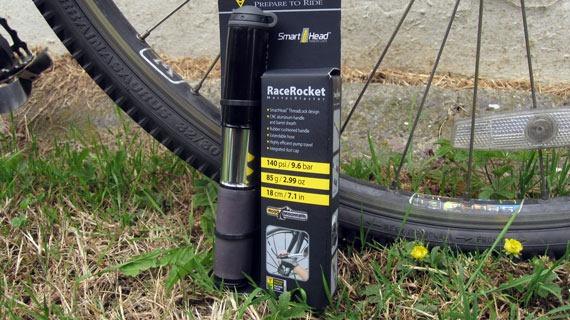 Topeak race rocket bike pump