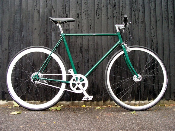 Custom build from Cloud 9 Cycles