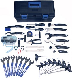 Lifeline bicycle toolkit