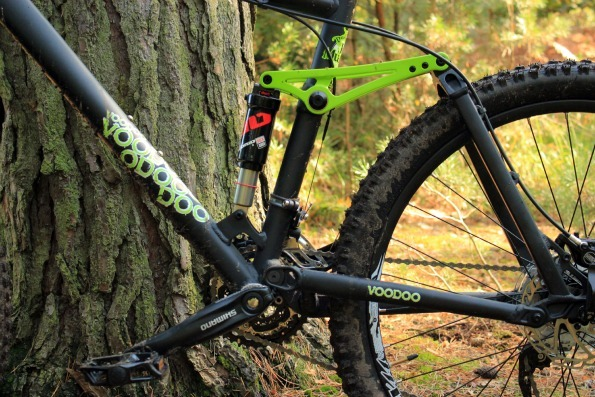 voodoo canzo suspension