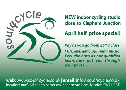 Soul 4 Cycle Promo