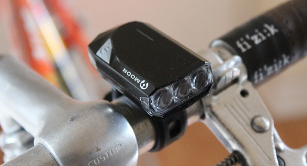 Moon front bike light
