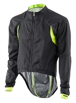 oneten Pioggia softshell jacket for cyclists