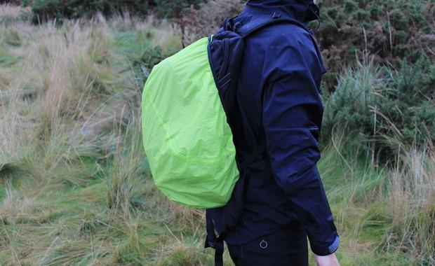 Waterproof DHB bag cover