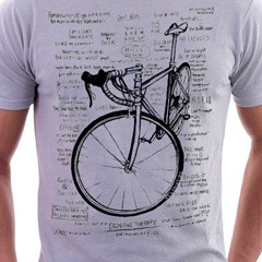Road Bike Tshirt From Cycology Gear 1