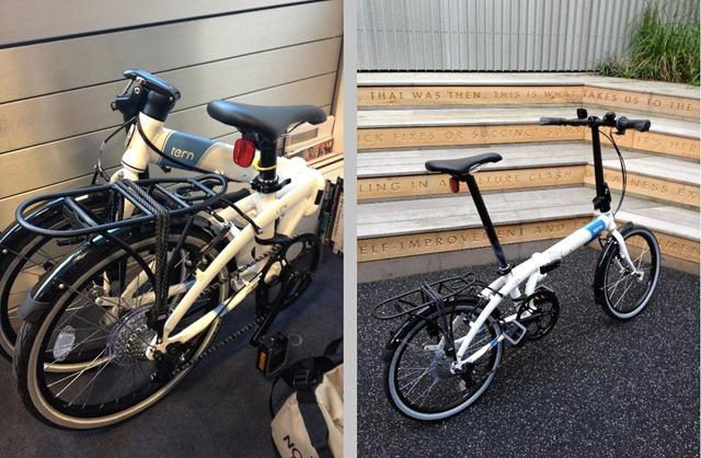 Tern Link D8 bike