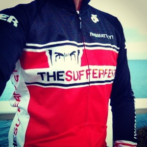 The Sufferfest jacket