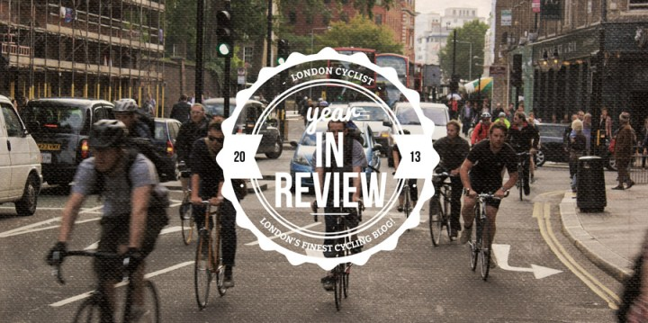 London Cyclist year in review graphic