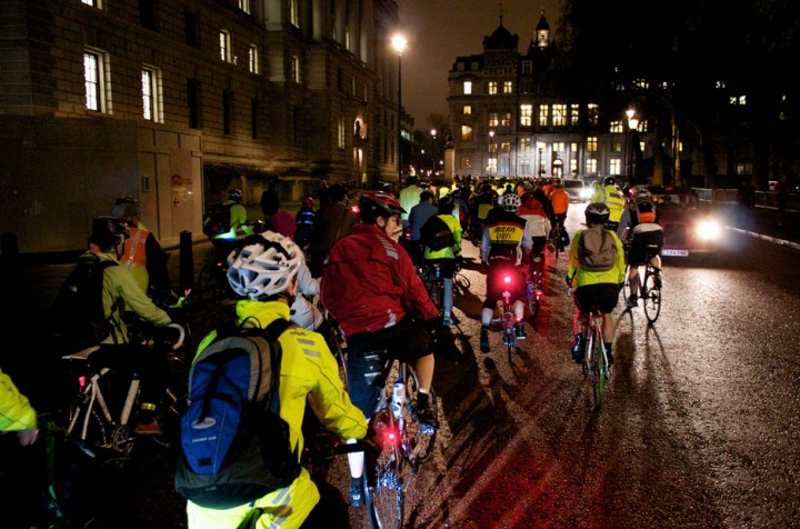 Westminster has been a major focus of campaigning around space for cycling - Photo by  Alexander Baxevanis
