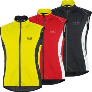The Gore Power Windstopper Shoftshell Thermo vest