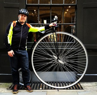 Brooks bike