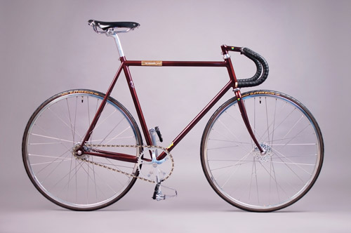 Cloud 9 custom singlespeed bike