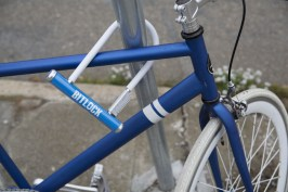 BitLock bike lock