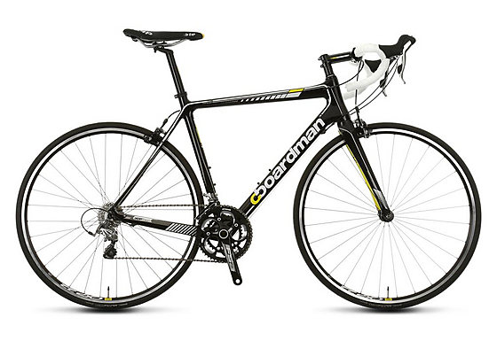 Boardman road bike