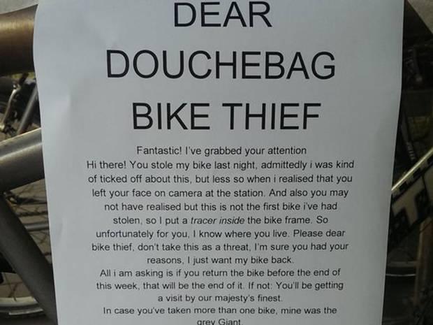Douche-Bag