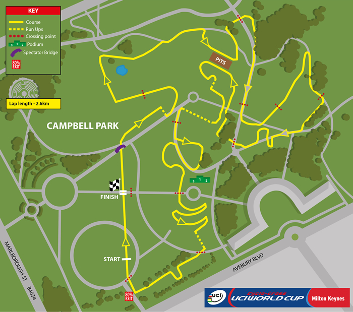 course-map