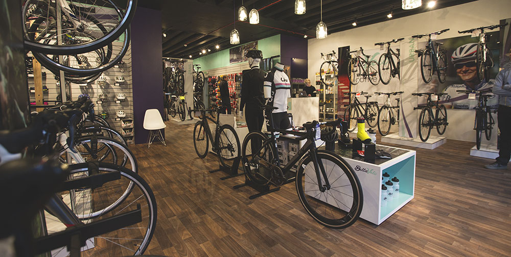 Beyond Pink The Rise Of The Female Specific Bike Shop