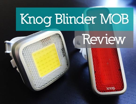 knog blinder mob review. Black Bedroom Furniture Sets. Home Design Ideas