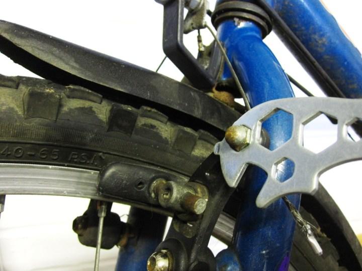 Cantilever brakes