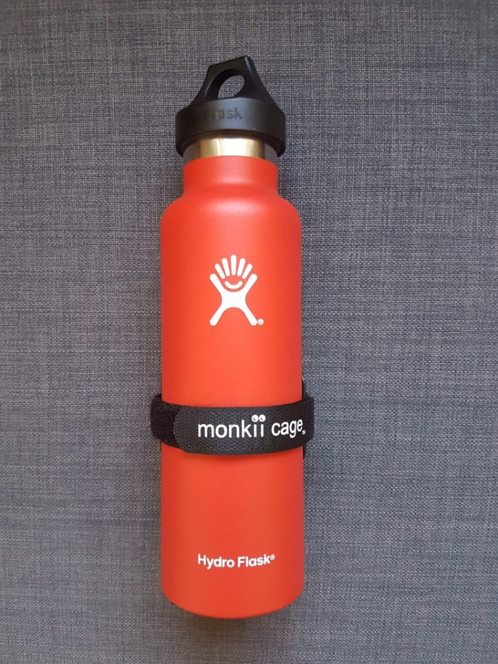 Hydro Flask cycling bottle
