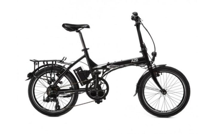 A2B Kuo + bike