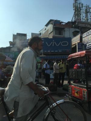 India cycling