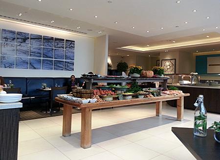 Cookbook Cafe Brunch Table