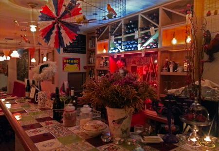 Bar in Chez Elles